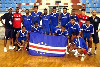Equipa de andebol de Cabo Verde