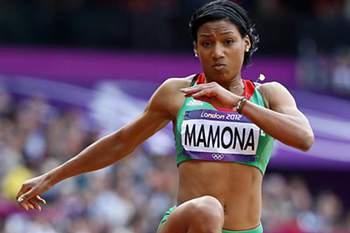 Patrícia Mamona ficou a nove centímetros do mínimo para Europeu