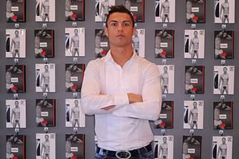Cristiano Ronaldo vai manter parceria com o BES