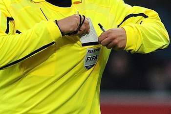 O jogador do Getafe viu o cartão vermelho no decorrer do encontro.