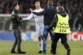 Adeptos e Cristiano Ronaldo
