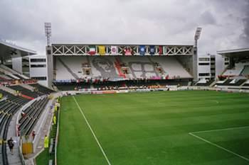 Estádio D. Afonso Henriques.