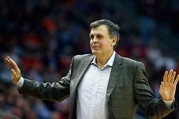 Treinador dos Houston Rockets