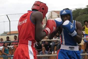 Boxe Cabo Verde