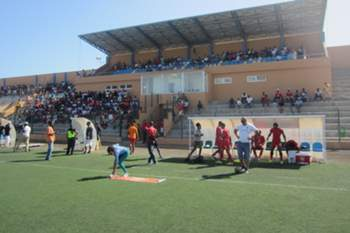 Cabo Verde: Estádio Municipal do Porto Novo