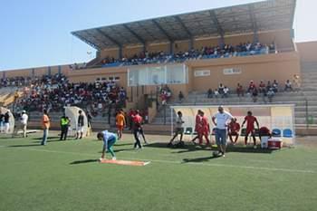Estádio Municipal de Porto Novo
