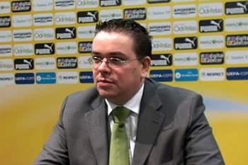 Diretor da secção de futsal do Sporting.