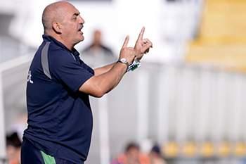 Vítor Oliveira, treinador do Portimonense