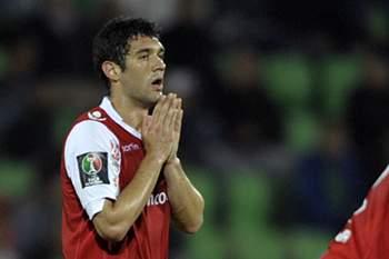 Miljkovic era aposta de Jesualdo Ferreira na época passada.