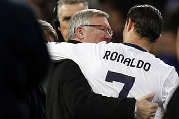 Ronaldo e Ferguson