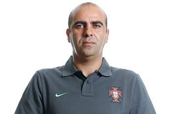 Emílio Peixe, selecionador português dos Sub-18