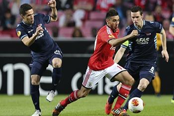 LE 13/14: Benfica - AZ Alkmaar