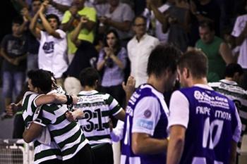 Andebol 2011: Sporting 26-24 FC Porto