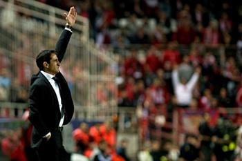 Manolo Jimenez diz adeus