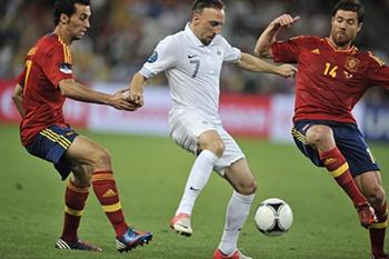 Espanha - França (4s)