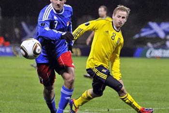 Ap. Euro2012: Lietchenstein-Escócia