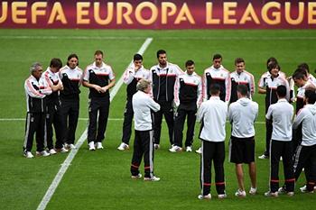 Liga Europa: Benfica x AZ Alkmaar