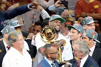 NBA: Miami Heat campeão