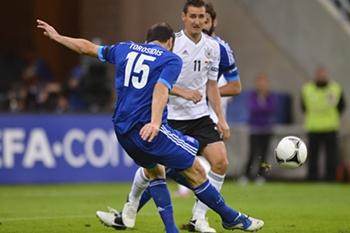 QF: Alemanha-Grécia