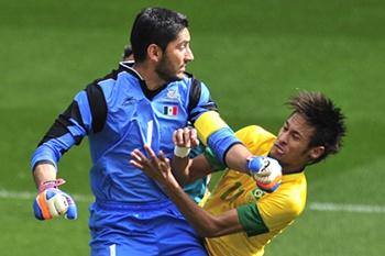 Final olímpica: Brasil 1-2 México