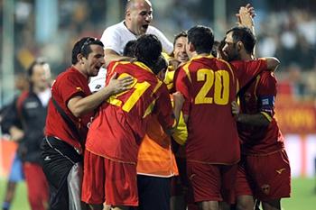 Ap.Euro2012: Inglaterra-Montenegro