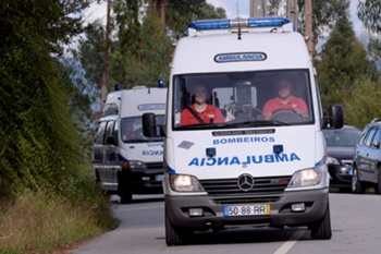 Tragédia no rali de Guimarães