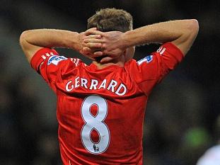 Liverpool derrotado pelo Stoke City