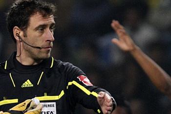 Artur Soares Dias nomeado para arbitrar o jogo entre Fiorentina e Dnipro