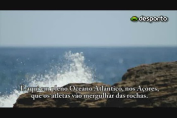 Red Bull Cliff Diving - Açores 2012