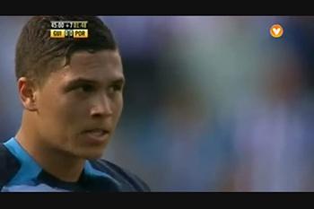 Lances: Guimarães-FC Porto 14/15