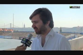 Entrevista João Pinho de Almeida