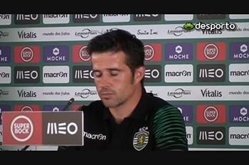 """Marco Silva: """"Iremos criar muitas dificuldades ao FC Porto"""""""