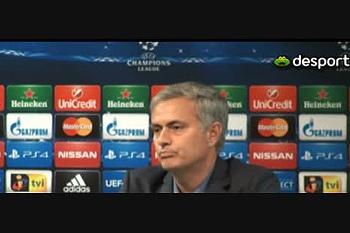Mourinho revela o que disse a Patrício