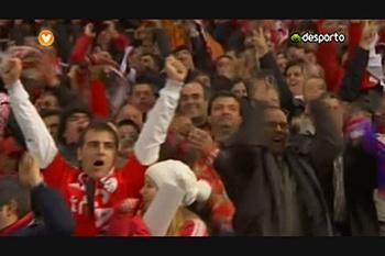 Taça da Liga (final): Benfica 2-1 Gil Vicente