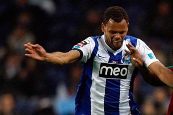 Rolando com a camisola do FC Porto