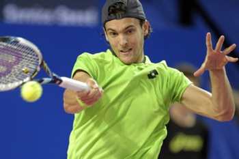 Em setembro de 2013, o tenista de Guimar