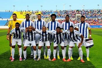Cabo Verde lidera o grupo F de apuramento ao CAN2015 com seis pontos em dois jogos. Segue Mo