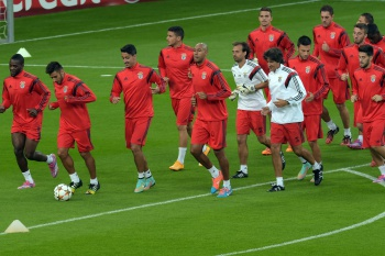 Benfica em busca da primeira vitória