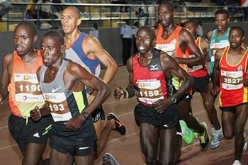Selecção de atletismo de Angola projecta jogos da CPLP
