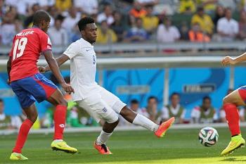 Inglaterra despede-se com empate com a Costa Rica