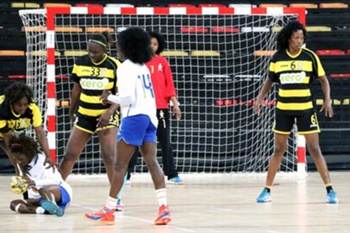 Progresso do Sambizanga andebol feminino