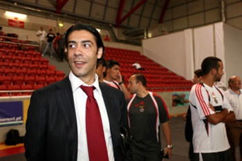 Director desportivo do Benfica