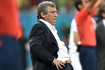 O treinador foi apontado ao cargo de selecionador português.