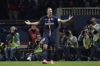 Ibrahimovic é baixa confirmada frente ao Barcelona