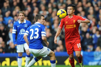 Everton FC vs Liverpool FC