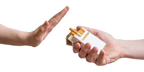 Se se tornará forte depois de deixar de fumar