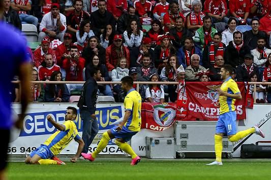 Resultado de imagem para Arouca vs Benfica