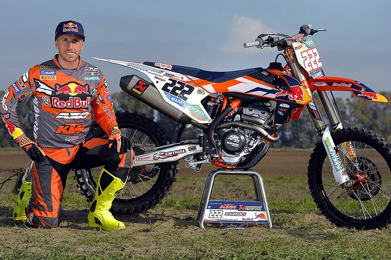 Resultado de imagem para Águeda – Antonio Cairoli vence GP de Portugal e reforça liderança do mundial de motocrosse