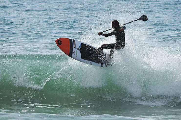Circuito Nacional de SUP de ondas (wave)