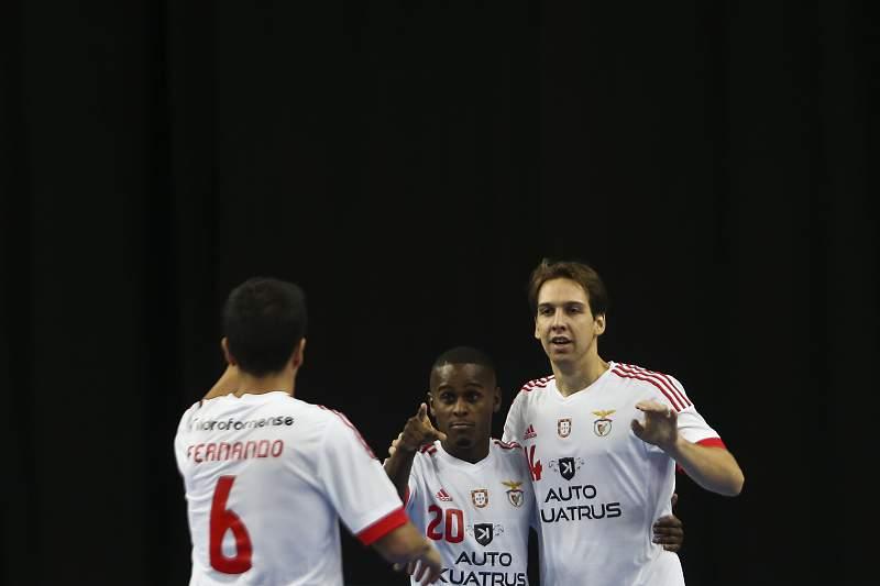 O Benfica é uma das 24 equipas que irão disputar a fase principal da UEFA  Futsal Cup 93b1608658ab1